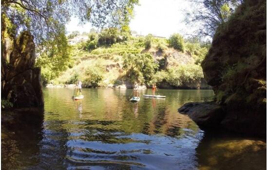 Escondida bem no meio do Rio Douro, esta é uma Ilha a descobrir