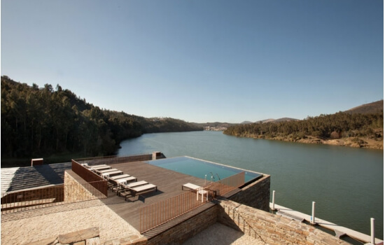 Um dia de spa com vista para o Douro será sem dúvida uma experiência inacreditável